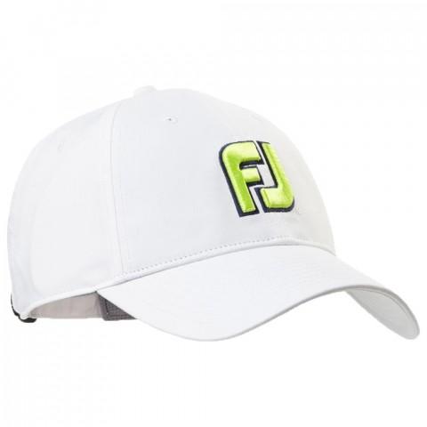 Footjoy casquette FJ Fashion Blanche