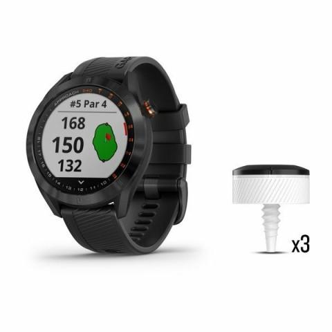 Garmin montre GPS S40 et CT10