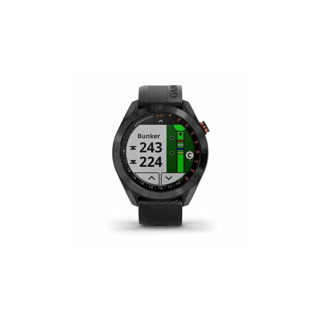 Garmin montre GPS S40 premium
