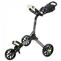 BagBoy chariot manuel Nitron gris vert