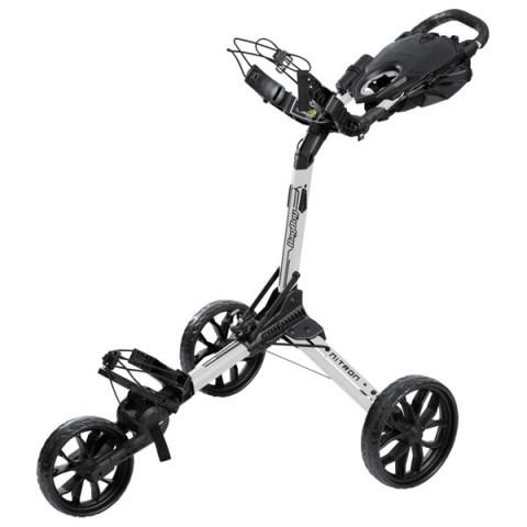 BagBoy chariot manuel Nitron blanc noir