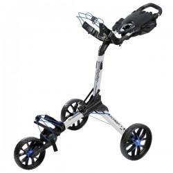 BagBoy chariot manuel Nitron blanc bleu