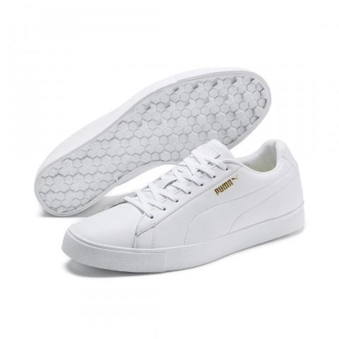chaussure blanche puma