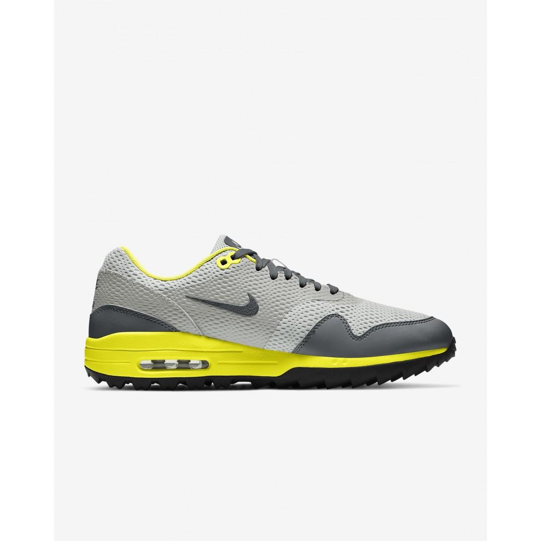 Nike chaussures Air Max 1G gris/citron