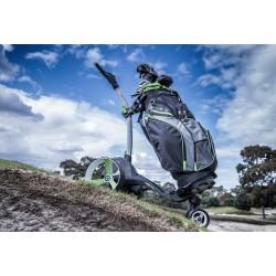 MGI chariot electrique ZIP X5 frein dans une pente