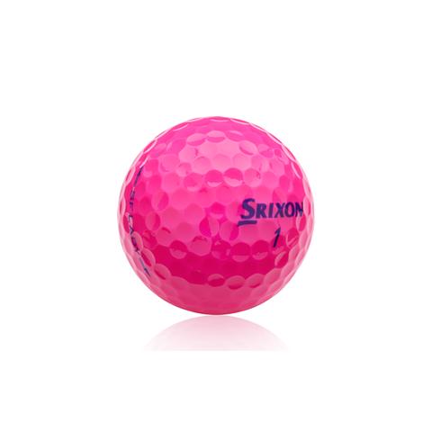 Balles SRIXON Soft Feel lady rose balle
