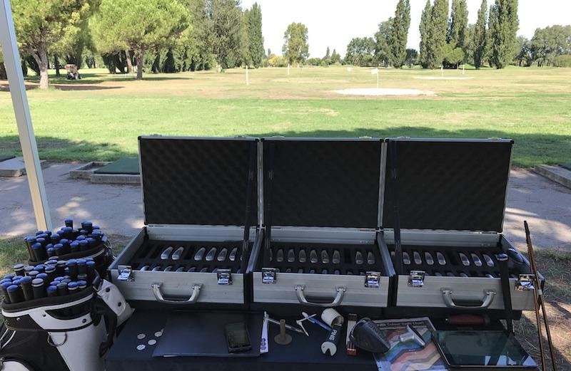 Clubs de golf pour débutants