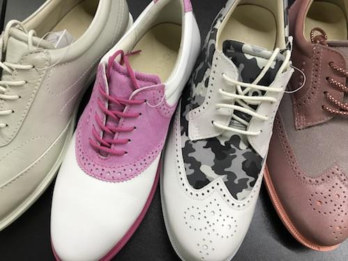 chaussures de golf femmes