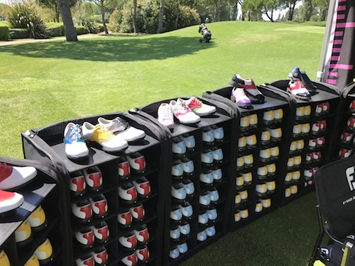chaussures de golf hommes
