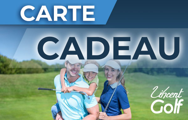 Cartes Cadeau Vincent Golf