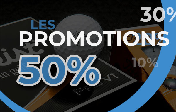 les promotions de vincent golf